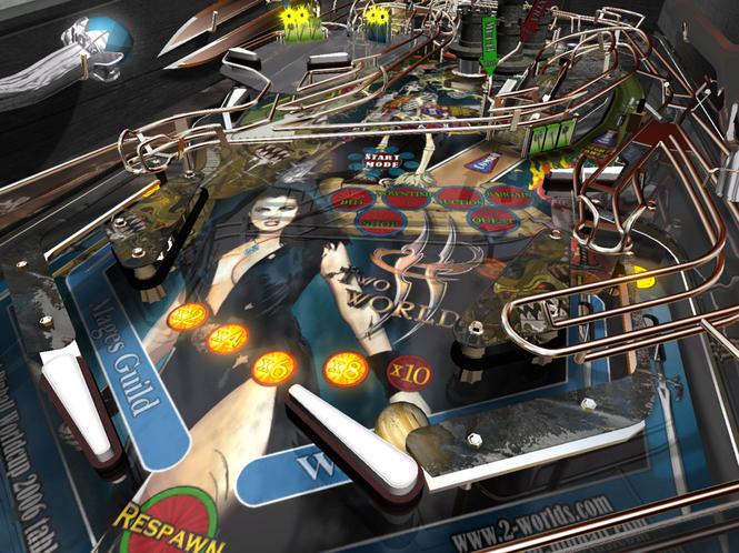 Dream Pinball 3D Screenshot 1