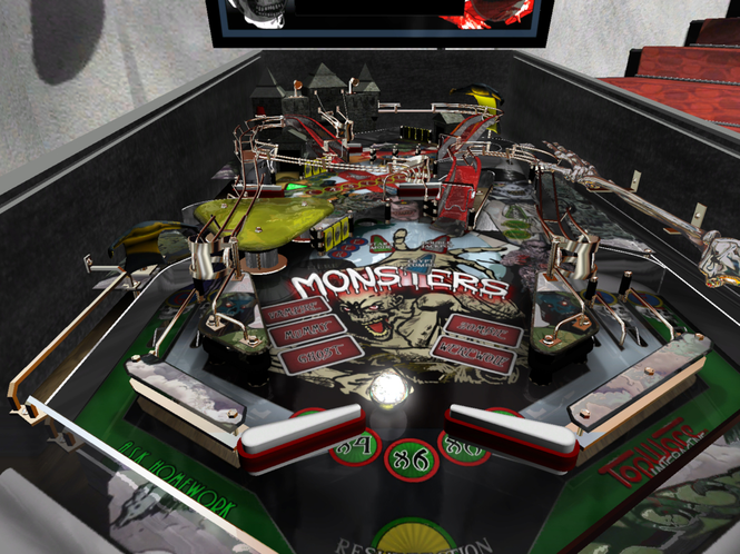 Dream Pinball 3D Screenshot 2