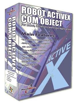 Robotics ActiveX Server Screenshot 1