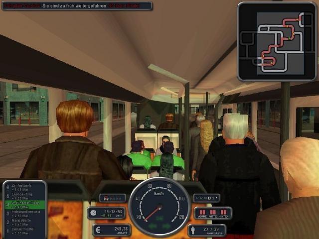 Bus Simulator Deluxe Screenshot 3