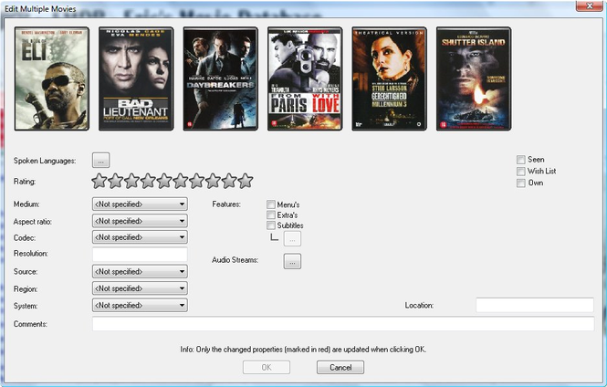 EMDB - Eric's Movie Database Screenshot 2
