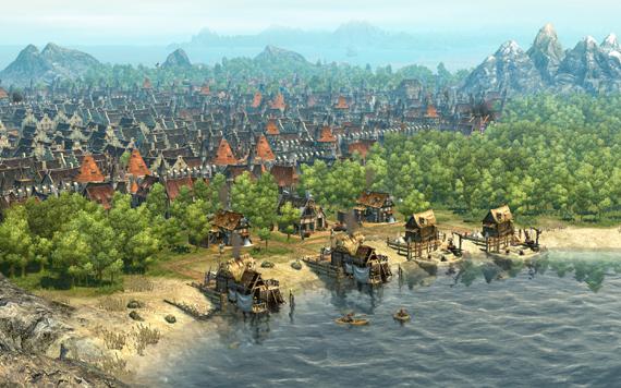 Anno 1404 Screenshot 3