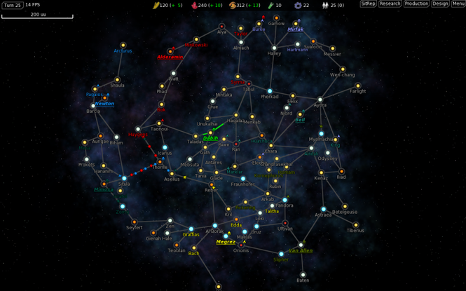 FreeOrion Screenshot 5