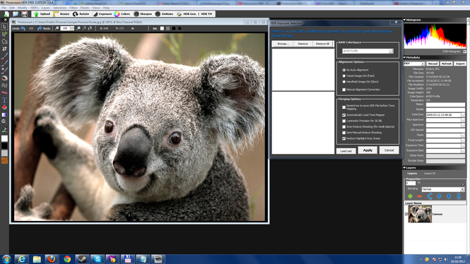 Fhotoroom HDR Screenshot 1