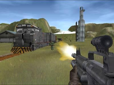 Delta Force 2 Screenshot 2