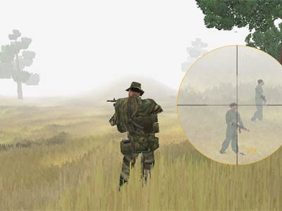 Delta Force 2 Screenshot 3