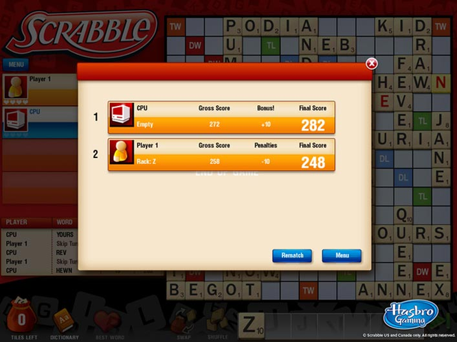 Scrabble Blast Screenshot 6