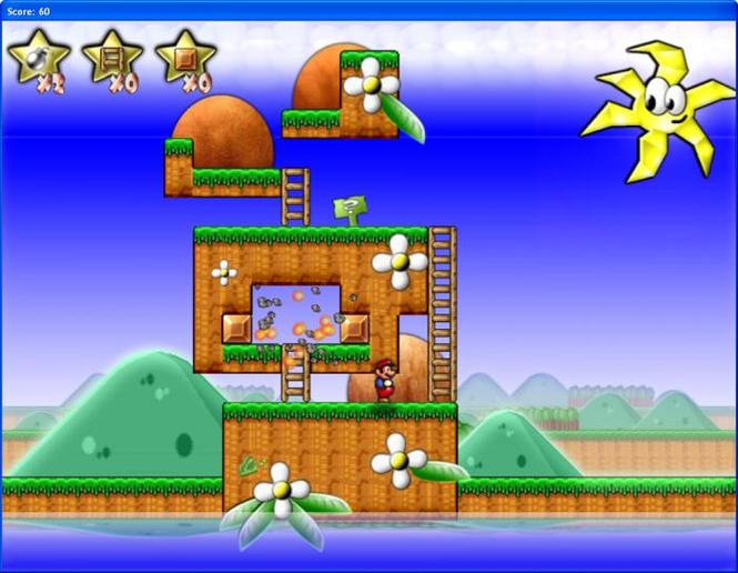 Mario Forever: Block Party Screenshot 2