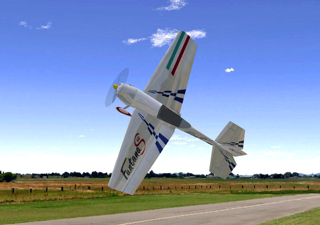 ClearView RC Flight Simulator Screenshot