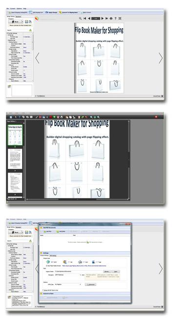 Flip Creator for Shopping Screenshot
