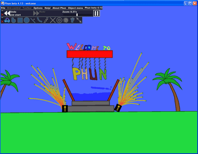 Phun Screenshot 1