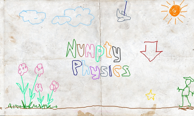 NumptyPhysics Screenshot 1