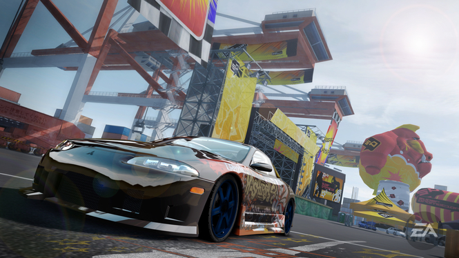 Need for Speed: ProStreet Screenshot 4