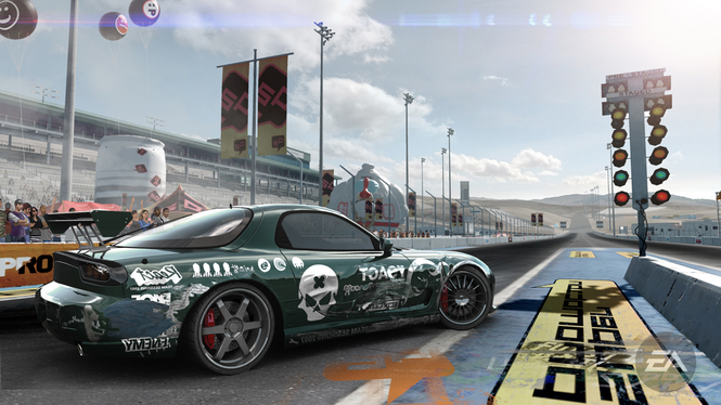 Need for Speed: ProStreet Screenshot 3