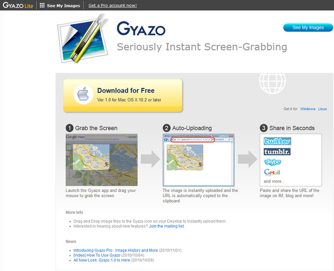 Gyazo Screenshot