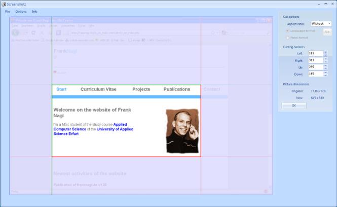Screenshotz Screenshot