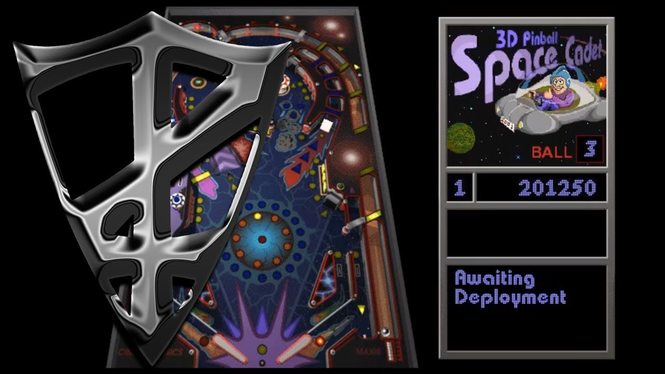 Microsoft 3D Pinball - Space Cadet Screenshot 2