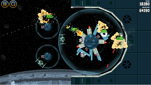Angry Birds Star Wars Screenshot 3