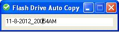 USB Auto Copy Screenshot 1