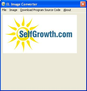 Xes Image Converter Screenshot