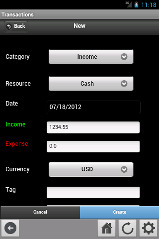 InEx Finance Screenshot 4