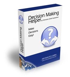 Decision Making Helper Screenshot