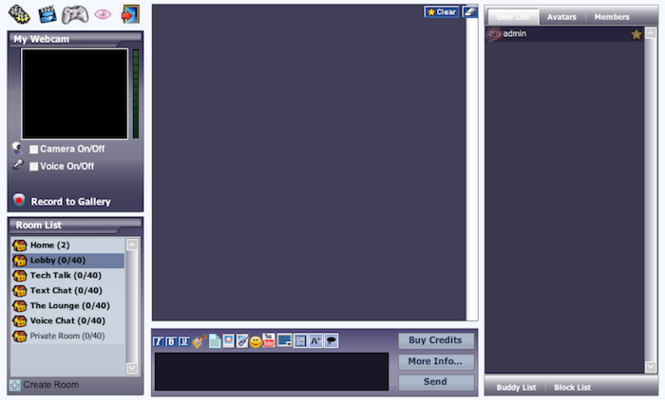 Visichat Screenshot 1