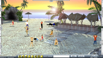 Virtual World Screenshot 1