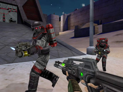 Command & Conquer Renegade Screenshot