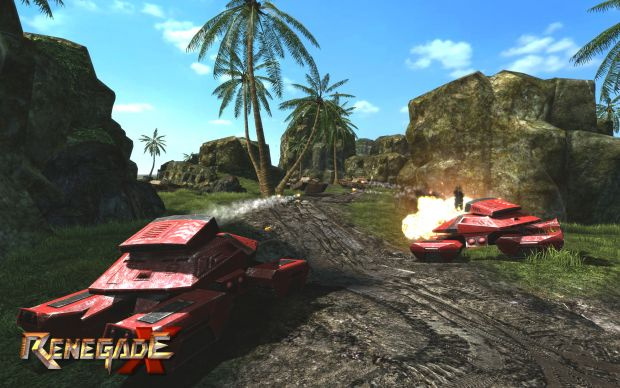 Renegade X Screenshot