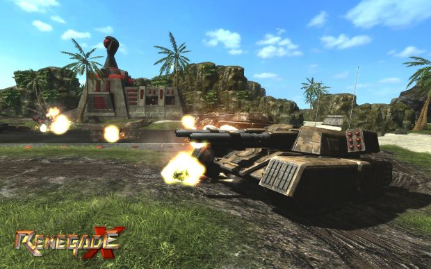 Renegade X Screenshot 3