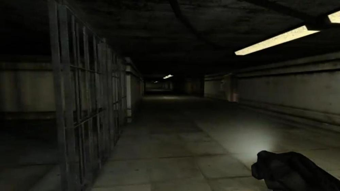 Slenderman's Shadow - Prison Screenshot