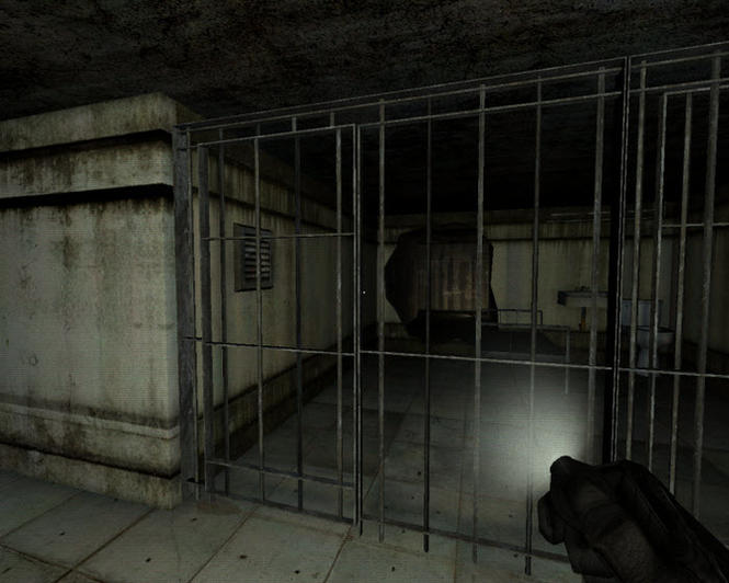 Slenderman's Shadow - Prison Screenshot 4
