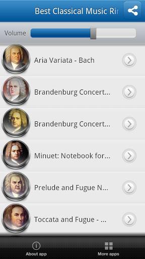 Best Classical Music Ringtones Screenshot 1