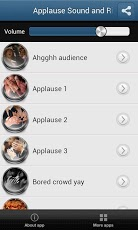 Applause Sounds & Ringtones Screenshot 1