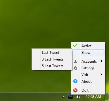 Desktop Twitter Screenshot 2