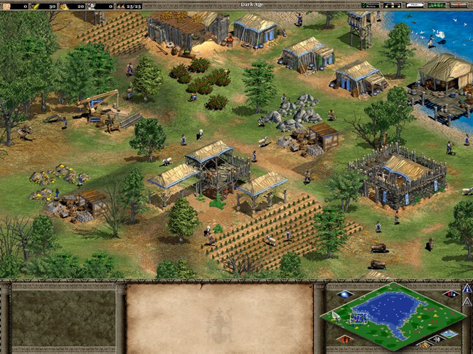 Age of Empires II: The Age of Kings Screenshot 1
