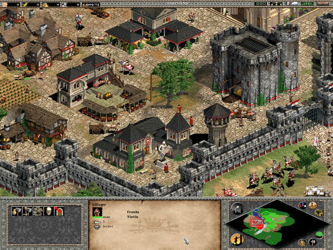 Age of Empires II: The Age of Kings Screenshot 3