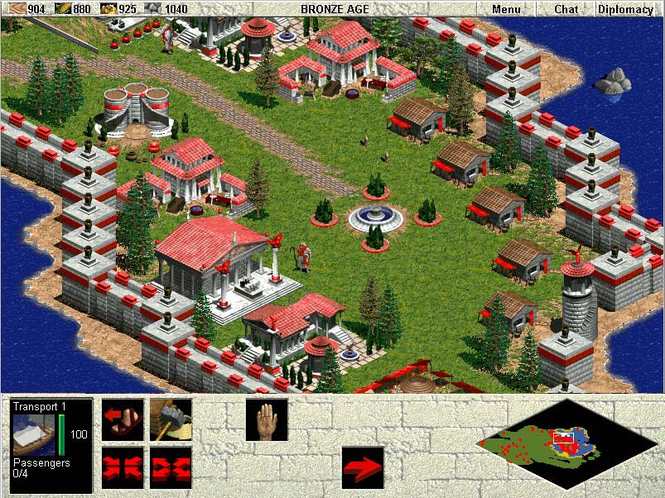 Age of empires + age of empires. The rise of rome скачать игру.
