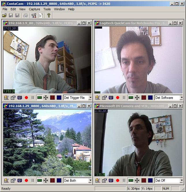 ContaCam Screenshot