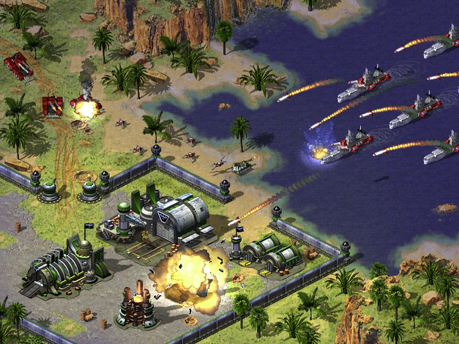 Red Alert 2: Apocalypse Mod Screenshot