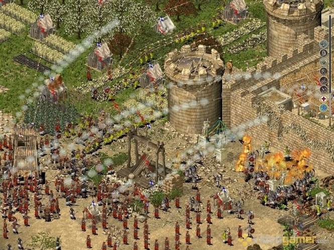 stronghold crusader free  full version for mac