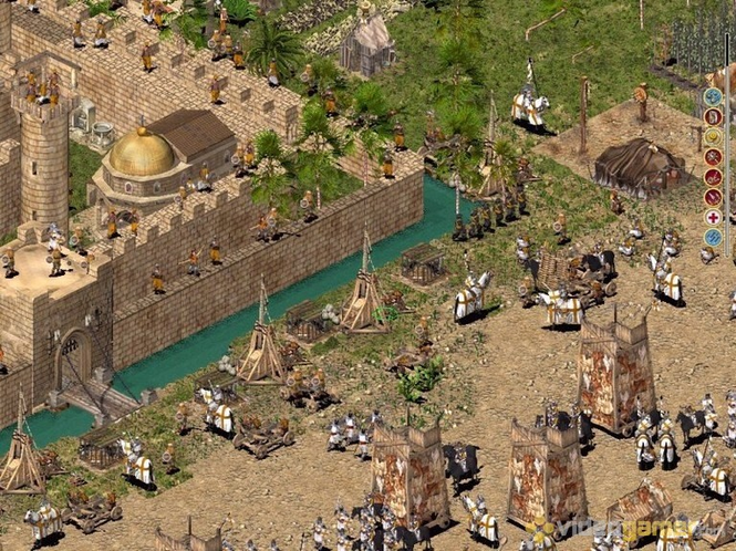 Stronghold: Crusader - Patch Screenshot