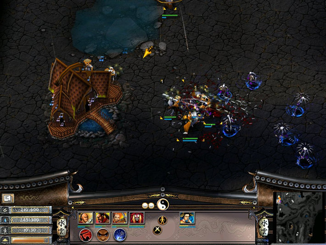 Battle Realms Screenshot