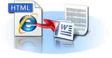 HTML to RTF Pro DLL .Net Screenshot 1
