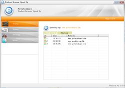 Potatoshare Windows Browser Speed Up Screenshot