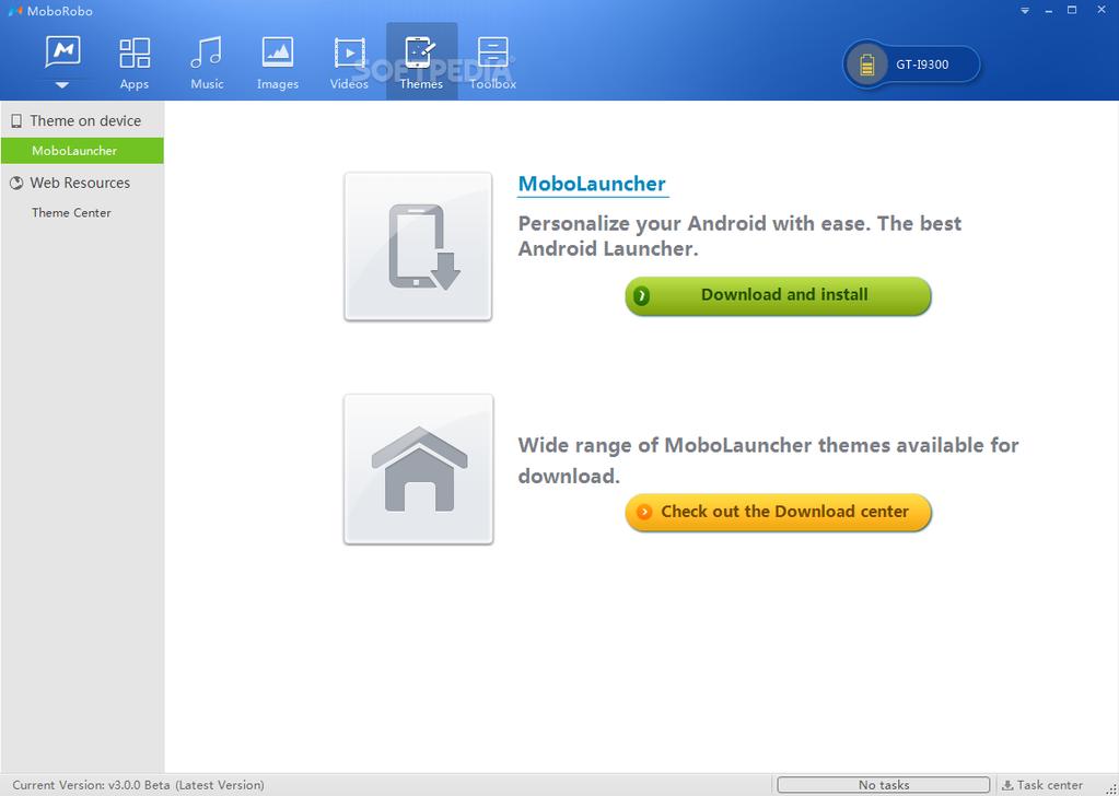 MoboRobo Screenshot 23