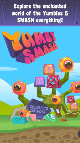Yumby Smash Screenshot