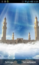 Quba Mosque Live Wallpaper Screenshot 1