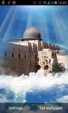 Al Aqsa Mosque Live Wallpaper Screenshot 1